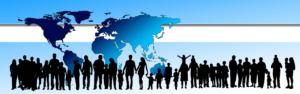 Image of world population